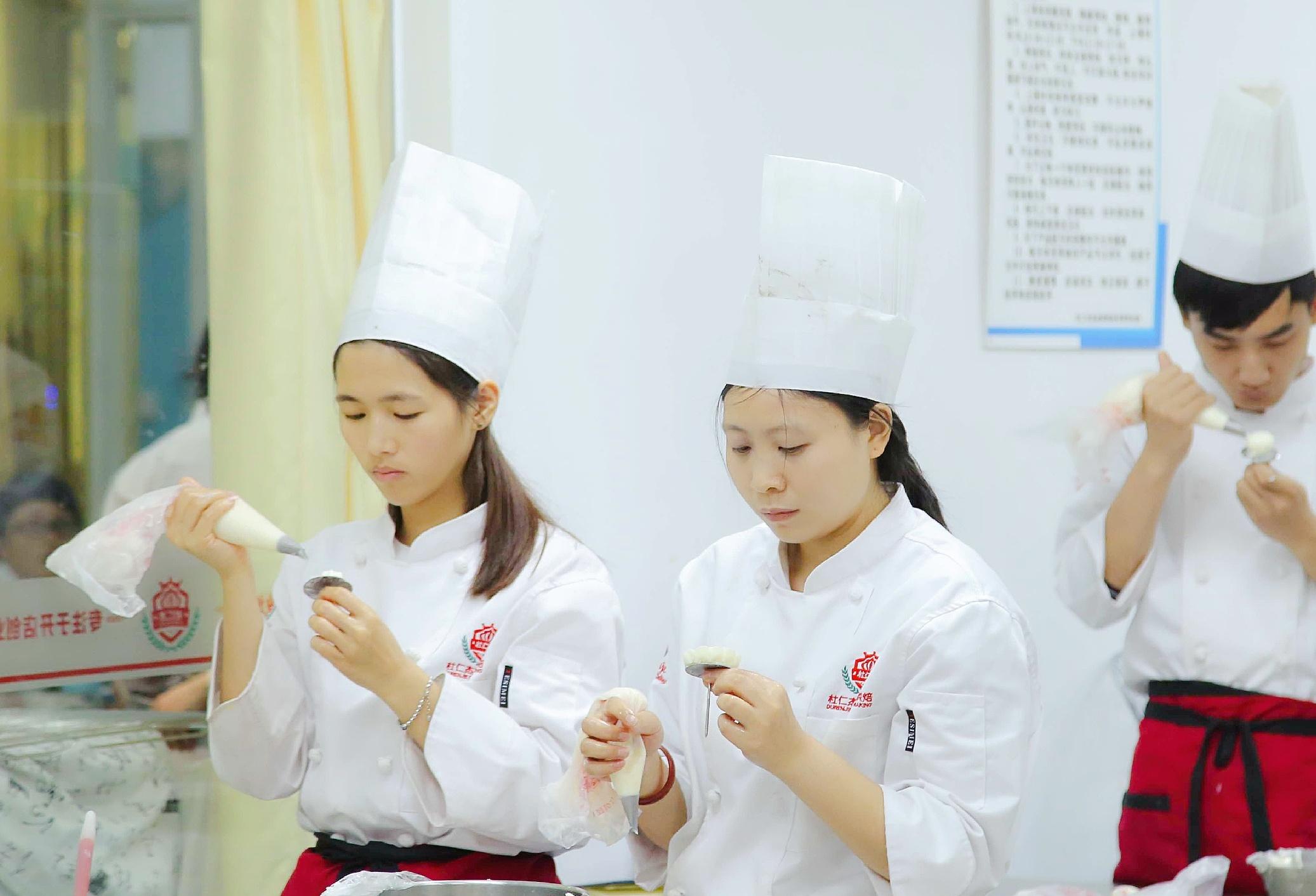 学西点烘焙一般要花多少钱?